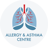 Allergy and Asthma Centre Logo